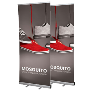 Mosquito-roller-banner
