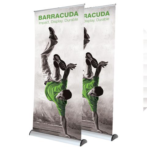 Barracuda-roller-banner