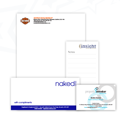businessstationery