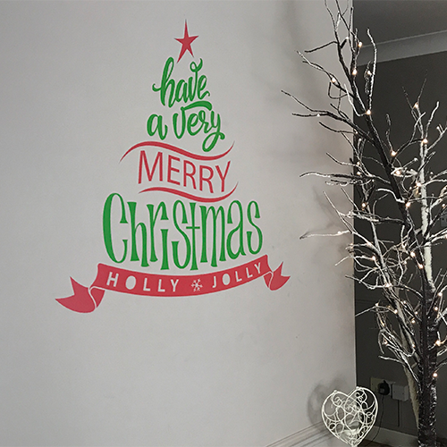 Have a Very Merry Christmas Wall Art