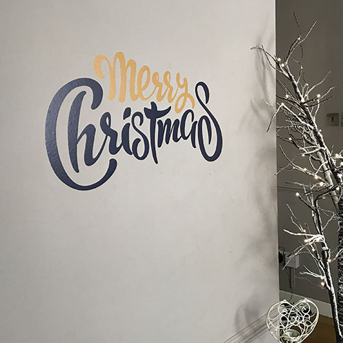 Christmas Wall Art